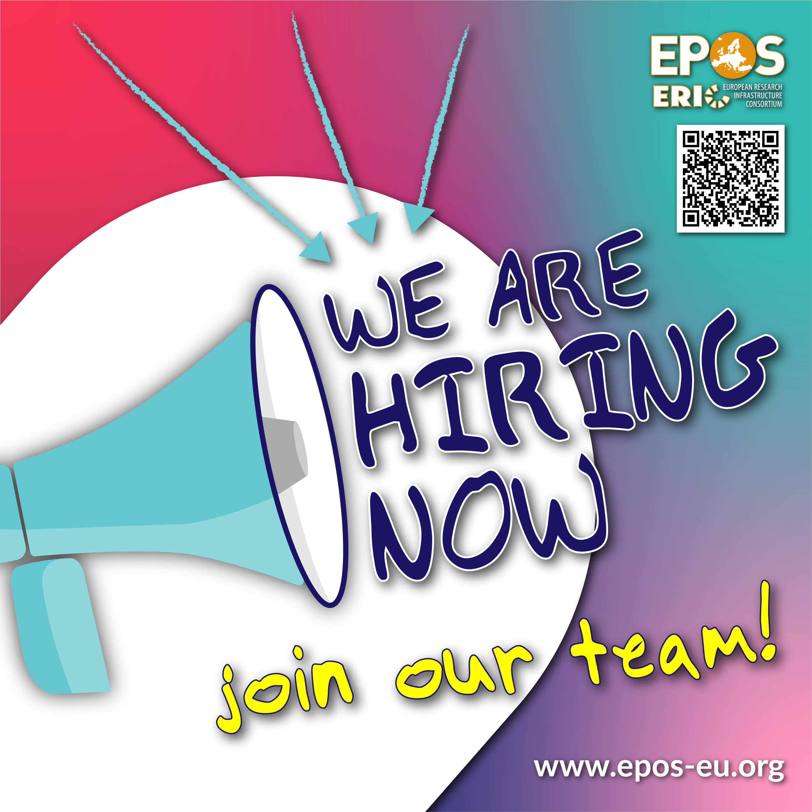 EPOS ERIC job vacancies-2020