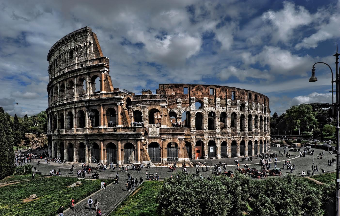 Colosseo_Rome_@Sergio_Del_Mese