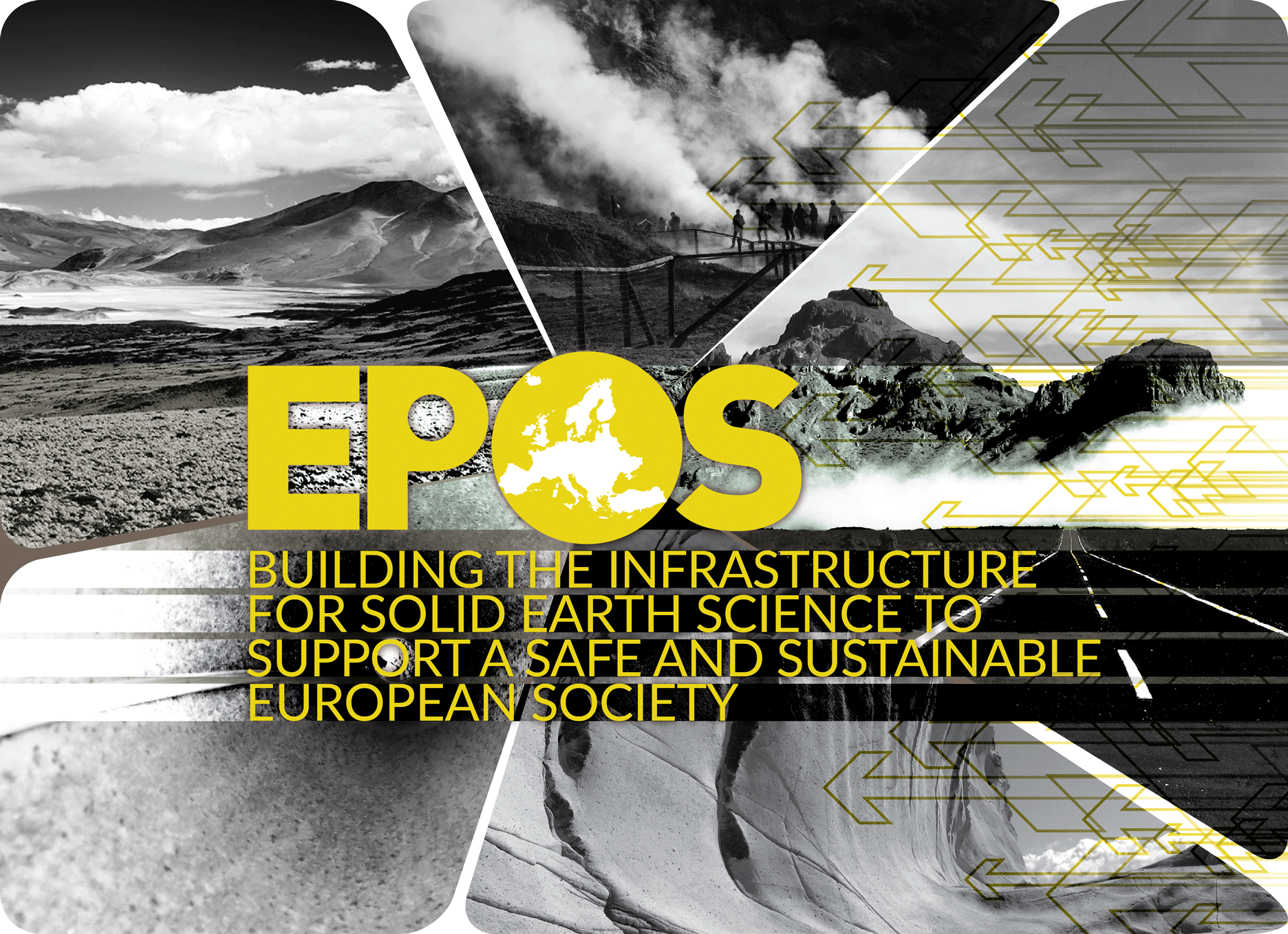 Building the infrastructure for solid Earth science to support a safe and sustainable European society