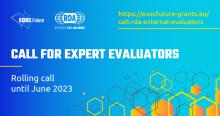 EOSC Future Call for Evaluators