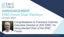ERIC Forum elections 2021