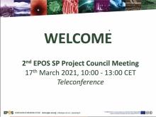 EPOS SP PC meeting