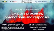 EUROVOLC summer school 2021